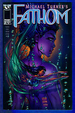 Michael Turner's FATHOM # 2  - Image Top Cow 1998 (vf)