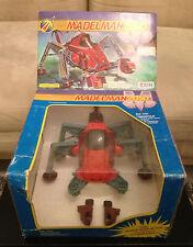 Madelman 2050 Ref 1701 Tarantula vintage rare toy by EXIN 1988