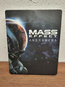 Mass Effect Andromeda (Xbox One) Limited Edition Steelbook w/ Game - USED - GOOD