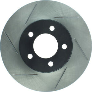 Disc Brake Rotor-Rear Drum Front Right Stoptech 126.61051SR