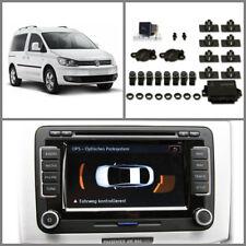 Caddy 2K VW Einparkhilfe Front & Heck mit OPS Anzeige Nachrüstsatz Original PDC