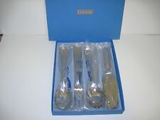 Couzon Lyrique Contrast Hostess Serving Set - France-18/10 Stainless -Retired