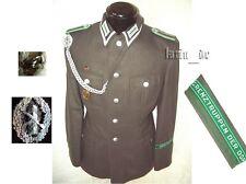 DDR NVA Grenztruppen Uniform Jacke Uffz. NCO üg48 East german Border guard GDR
