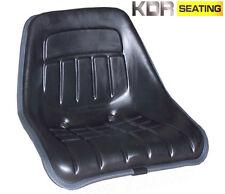 KAB P2 PAN SEAT - DIGGER DUMPER PLANT TRACTOR MOWER CRANE TURFCARE ROLLER PVC