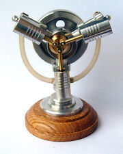 STEAM MODEL Perky1-Z3 like Radial Engine - Finished and assembled
