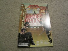 RARE LEGEND OF THE SHADOW CLAN EXCLUSIVE  ROGUE COMICS STORE VARIANT ONLY750MADE