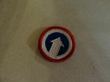 MILITARY PATCH US ARMY COLORED FOR SHOULDER 1ST COSCOM