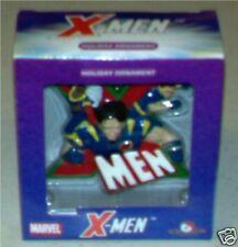 Xmen Comic superhero Xmas Tree Holiday Ornament Action Figure Marvel Wolverine