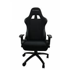 UVI CHAIR - Luxury Ergonomic Gaming Chair Back in Black