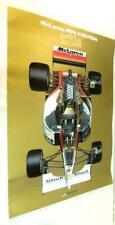 TAMIYA McLaren Honda MP4/6 50 x 73 cm Poster Ayrton Senna