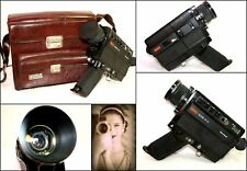 1970's EUMIG Sound 30 XL Super 8 Video Camera with Case