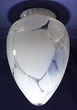 Ersatzglas Lampenglas Lampenschirm Zapfenform Opal-/Klarglas Ø155mm Kragen Ø95mm
