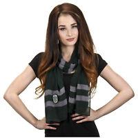 Harry Potter Lightweight Slytherin House Hogwarts Malfoy Snape Costume Scarf
