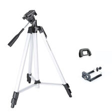 Professional Tripod Stand Weifeng WT-330A+ Phone Clip Kit for Video Camcorder