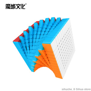 MoYu MeiLong 10x10x10 Speed Magic Cube  Contest Twist Puzzle Brain Teasers Toys