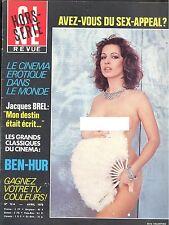 Ciné Revue hors série n°12A Anna Valentino Barbara Bouchet