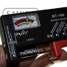 testeur de piles universel AA/AAA/C/D & pile Bouton