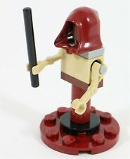 LEGO HARRY POTTER DUMMY DEMENTOR WIZARD MINIFIGURE BUILD - MADE OF GENUINE LEGO