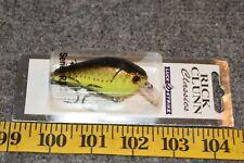 Luck E Strike Rick Clunn Series R3 Fishing Lure