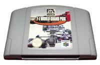 F-1 World Grand Prix Nintendo 64 N64 PAL