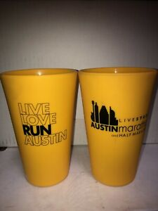 Set Of 2 Pcs SILIPINT Silicone Pint Squishy Beer Glasses, Unbreakable 16 OZ