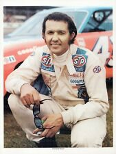 New ListingVery Rare Richard Petty Nascar Racing Pictorial 8.5x11 Photo