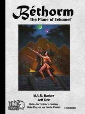 Bethorm: The Plane of Tekumel RPG (Paperback or Softback)