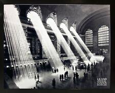 Grand Central Station (Framed Art Decorative Photography Vintage)