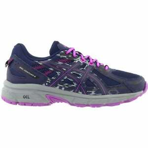 ASICS Gel-Venture 6 Grade School   -  Kids Boys Running Sneakers Shoes    -