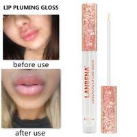 Hydrolyzed Collagen Liquid Lip Pump Plumper Lipstick Enhancer Reduce Fine Lines