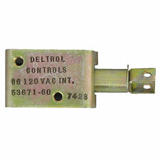 Deltron Controls 53671-60 C-Frame Solenoid 120 Volt A.C. Intermittent Duty