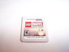 Lego Marvel Super Heroes Universe in Peril (Nintendo 3DS) XL 2DS Game