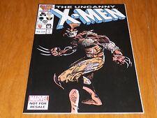 """The Uncanny X-Men #213 """"Mutant Massacre"""", Wolverine ~ Rare 2004 ToyBiz reprint"""
