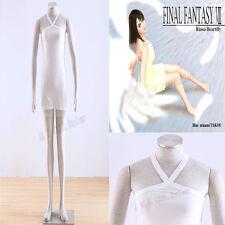 Final Fantasy VIII 8 Rinoa Cosplay Costume white dress