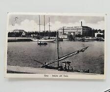 Zara - Postkarte Illustriert IN Weiß Und Schwarz (CRO77)