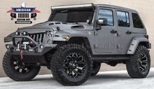 2018 Jeep Wrangler Custom Unlimited Sport Utility 4-Door