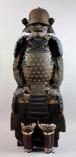17th - 18th Century, Edo, A Set of Antique Japanese Samurai Armor
