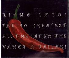 Hotelreservierungen: Ritmo Website,The 40 Greatest Hits,All Time Latein hits,
