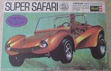 SUPER SAFARI VINTAGE DUNE BUGGY 1:25  REVELL modelers club  1971 Issue kit