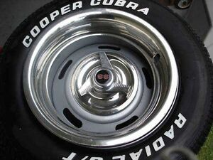 Cooper COBRA G/T Radial Tyres  245.60.15 Muscle car Performance PAIR