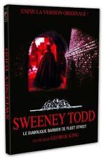 Sweeney Todd DVD NEUF SOUS BLISTER