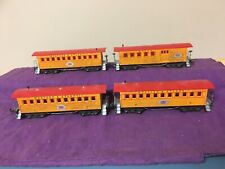 ho passenger cars undecoratedp