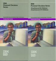 ITHistory (1984) IBM Brochures : PC Personal Decision: Productivity Q