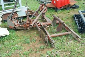 Allis Chalmers No. 82R 7' Sickle Mower WD WD45 AC Snap Coupling Rear Mount