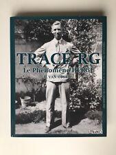 HERGE TRACÉ RG LE PHENOMENE / TINTIN / VAN OPSTAL / BD EO 1998 / LEFRANCQ