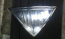 ALVIS radiator badge
