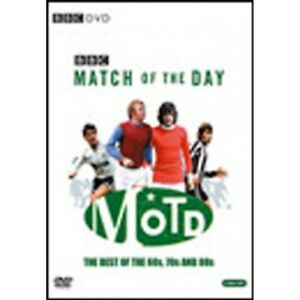 Match Of The Day : 60S, 70S, 80S DVD