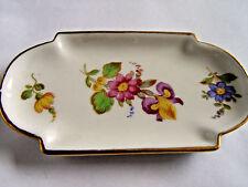 Porcelaine de Paris France Vintage Small Tray @