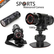 1080P HD Cámara de Vídeo Acción Deportivo Grabadora Impermeable para Bici Casco