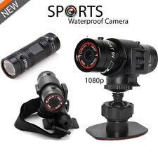 120° HD 1080P Waterproof Camera Action Sports DV Diving Bike Helmet Car Recorder